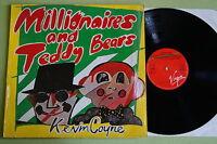 Kevin Coyne – Millionaires And Teddy Bears, Vinyl, LP, DE 1978, vg++
