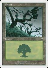 Forest 331 Seventh Edition Light Play LP MTG Magic the Gathering DNA Games