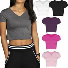 Unbranded Cap Sleeve Machine Washable Regular Size Tops for Women