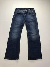 REPLAY JANICE Boyfriend Jeans - W28 L32 - Navy - Great Condition - Women's