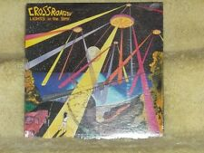 """CROSSROADS - """"Lights In The Sky"""": a FACTORY-SEALED 1982 private pressing rock LP"""