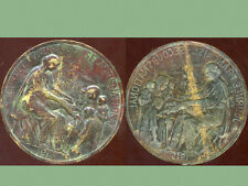 médaille  JOURNEE FRANCAISE  SECOURS NATIONAL  1915