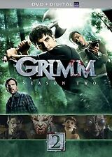 Grimm: Season 2 Series 2 DVD Two New & Sealed R4
