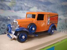 1/43 Eligor (France)   Citroen camionnette 500k 1934 Miror/Lion