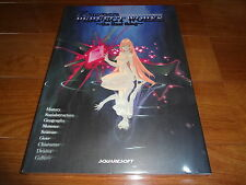 MOOK Xenogears Perfect Works Japan 1st PRESS
