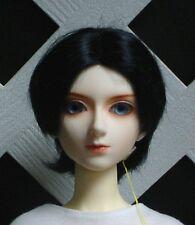 "Doll Wig, Monique Gold ""BJ"" Size 6/7  - Off Black"