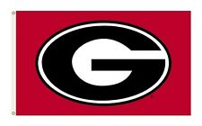 NCAA University of Georgia UGA Bulldogs 3' x 5' FLAG w/GROMMETS Banner NIP
