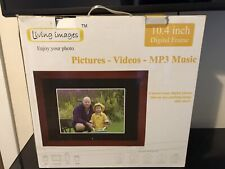 10.4 Inch HD Digital Photo Frame Album Mp3 Music Movie Player Living Images