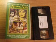 DER GROSSE RUSSISCHE MÄRCHENFILM EIN KUCKUCKSEI AM ZARENHOF  VHS Video Kassette