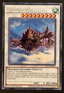 Cloudcastle | KICO-EN039 | Rare | 1st Edition | King's Court | YuGiOh TCG