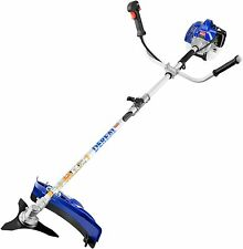 Full Crank Gas-String-Trimmer 2-Cycle 4-Cycle Gas Brush Cutter Gasoline Powered