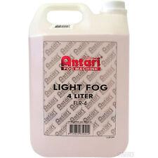 Antari 4 Liter Low Lying Fog Fluid Flr-4 for Low Lying Fog Machines 4L Flr Red