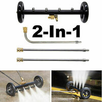1 Set Car Underbody Washer Pressure Washer Under Car Cleaner for Car Cleaning