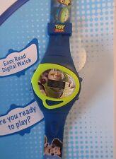 Disney * Toy Story * Kinder Digital Uhr * Motiv Buzz* DunkelBlau *  Neu
