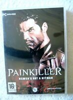 44532 - Painkiller Heaven's Got A Hitman [NEW / SEALED] - PC (2004) Windows
