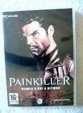 44532 - Painkiller Heaven's Got A Hitman [NEW & SEALED] - PC (2004) Win