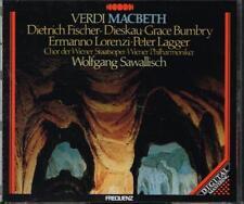 Verdi: Macbeth / Sawallisch, Fischer-Dieskau, Bumbry, Legger - CD