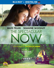 THE SPECTACULAR NOW (Shailene Woodley) - BLU RAY - Region A - Sealed