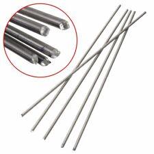 5pcs Titanium Ti Grade 5 GR5 Metal Rod Diameter 2mm Length 25cm 10 inches