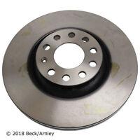 Disc Brake Rotor Front Beck/Arnley 083-3105
