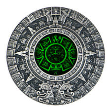 2$ 2019 Niue Island - Aztec Calendar - Aztekischer Kalendar