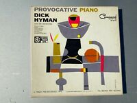Dick Hyman - Provocative Piano 7-inch Reel Tape Command RS 4T 811 Guaranteed