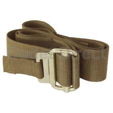 Vanguard MTP Green Roll Pin Belt, Chrome Buckle