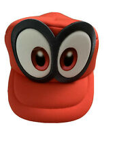 NINTENDO SUPER MARIO BROS. ODYSSEY CAPPY COSPLAY HALLOWEEN HAT - USA Seller