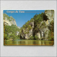 Gorges du Tarn Lozere The Entrance of the Straits 1993 Postcard (P375)