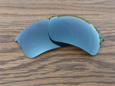 New Black Iridium Polarized Lenses For Oakley Half Jacket 2.0 XL
