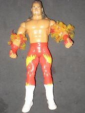 WWE Jakks Classic Superstars BRUTUS THE BARBER BEEFCAKE Wrestling Action Figure