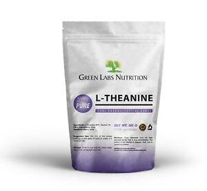 L-Theanin reines Pulver-Druck-Angst-hohe Qualität
