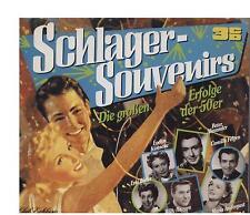 Schlager-Souvenirs Die Großen Erfolge Der 50er PETER ALEXANDER HEIDI KABEL 3CD