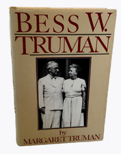 Bess W Truman Margaret Harry President Wife Biography Politics History HBDJ FE