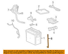 74451-02020 Toyota Bolt, battery clamp 7445102020
