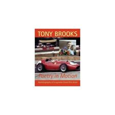 TONY BROOKS - POETRY IN MOTION - LIVRE OCCASION