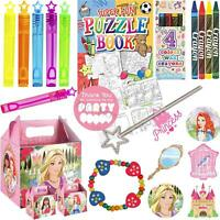 Childrens Princess Birthday Wedding Loot Party Bag Filler Kids Girls