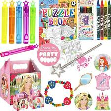 Childrens Princess Birthday Wedding Loot Party Bag Filler Kids Girls