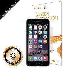 """iPhone 6 Plus 5.5"""" Screen Protector 3x Anti-Glare Matte Cover Guard Shield Saver"""