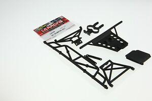 LC RACING SC Bumper Set Black for EMB-SC EP 1:14 RC Car Off Road #L6039