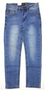 Lee Boy's Straight Leg Jeans Choose Size & Color