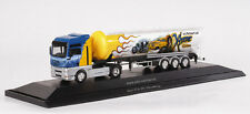 "1:87 HERPA 120524 Steyr STA XXL Silo semitrailer ""Xtreme"" PC COLLECTIBLE MODEL"