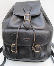 -AUTHENTIQUE  sac à dos  CUOIERIA- FIORENTINA  cuir   TBEG vintage bag