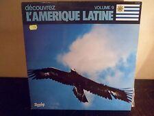 "LP 12"" L'AMERIQUE LATINE LOS CHACOS - MINT - NEW - BARCLAY - 80.642 - FRANCE"