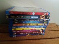 Disney Bluray Disc w Case! NEW_No DVD_No Digital_FREE SHIPPING ON ADDITIONAL!