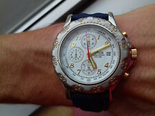Lotus VINTAGE COLLECTION (1992) CHRONOGRAPH 10008/1 WATCH NOS MONTRE collectors