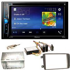 Pioneer avh-a200bt USB CD kit de integracion para mercedes clase c w203 CLK w208 w209