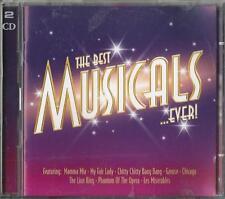 LE MEILLEUR COMÉDIES MUSICALES EVER ARTISTES DIVERS - 2 CD - (2003) - 42 Titres