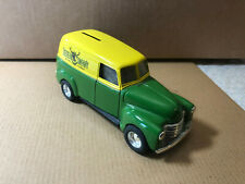 Deere & Company, 1950 Panel Delivery Truck, Die-Cast Ertl , Coin Bank