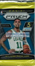 2017-18 PANINI PRIZM FAST BREAK BASKETBALL SEALED PACK UNSEARCHED NBA BRAND NEW!